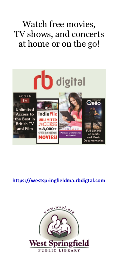 RB DIGITAL BROCHURE